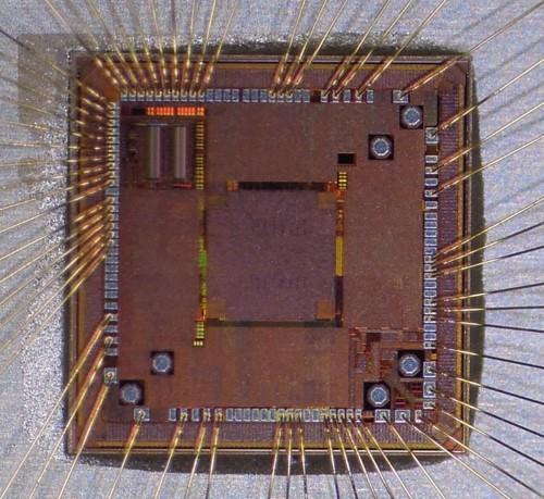 多種原理センサをシリアルバス接続するセンサ・プラットフォームLSI