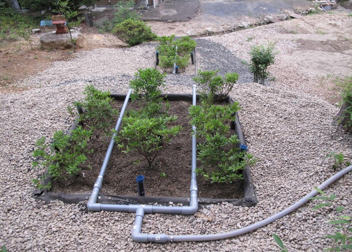 家庭用人工湿地