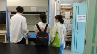 8階環境エネルギー実験室(丸尾研究室)