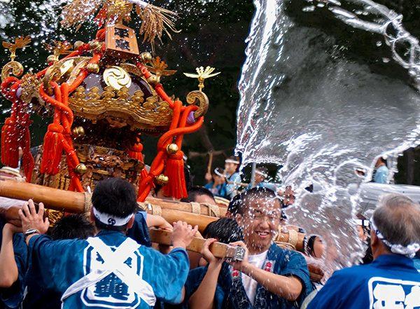 ほっとひといき写真展「お祭りと自然」第10回ズイコークラブ仙台支部写真展