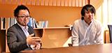 泊 尚志 研究室:泊 尚志 先生 × 4年生 村山 拓 さん