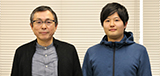 中島 敏 研究室:中島 敏 先生 × 4年生 小川 侑真 さん