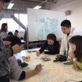 「八木山地区のまちづくり」をテーマとした学生による成果報告展<br>~令和元年度太白区との共同講座~