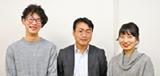 中村 琢巳 研究室:中村 琢巳 先生 × 4年生 吉岡 徹 さん・4年生  工藤 さくら さん