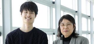 丸尾 容子 研究室:丸尾 容子 先生 × 4年生 齋藤 智輝 さん