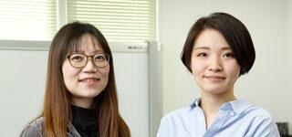 佐藤 飛鳥 研究室:佐藤 飛鳥 先生 × 4年生 浅野 希莉奈 さん