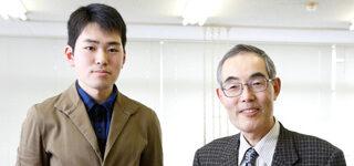 野本 俊裕 研究室:野本 俊裕 先生 × 4年生 佐々木 康恩 さん