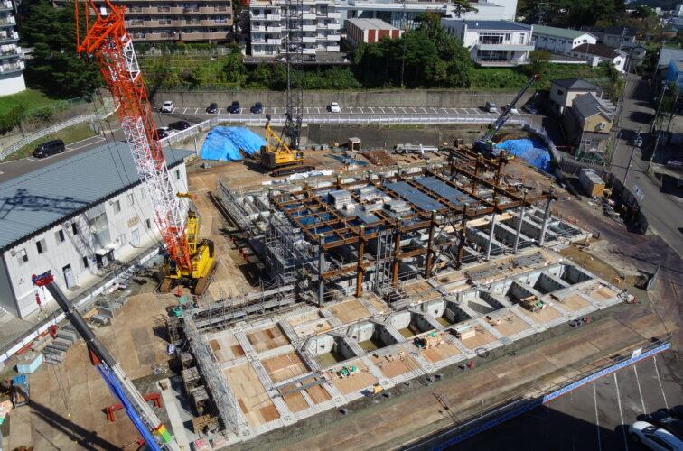 建設状況10月14日